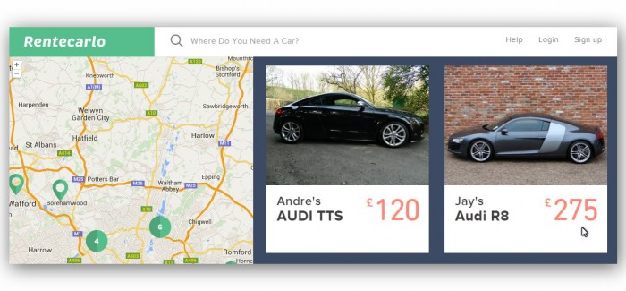 Rentecarlo-Car-Hire-London-sharing-economy-startups