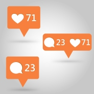 Instagram-likes-acquire-customers